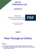 Fluid Mechanics Lecture notes