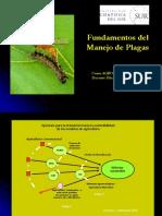 Fundamentos del Manejo Integrado de Plagas Agricolas