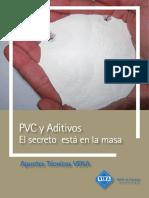 Aditivos en El PVC