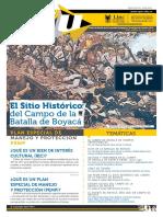 Batalla de Boyaca Sitio Historico