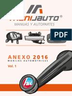 Anexo - 2016 Vol 1