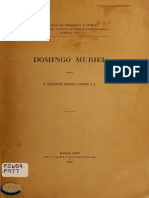 Domingo Muriel Furlong