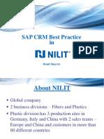 Best Practice Sap Crm PDF