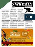 Uw No 16 - July 2018 Print