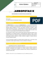 carbopotasi