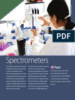 Espectrometros
