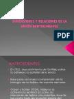 Dimensiones y Relaciones de La Union Dentogigival