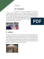 Fuentes de Exportación de Guatemala