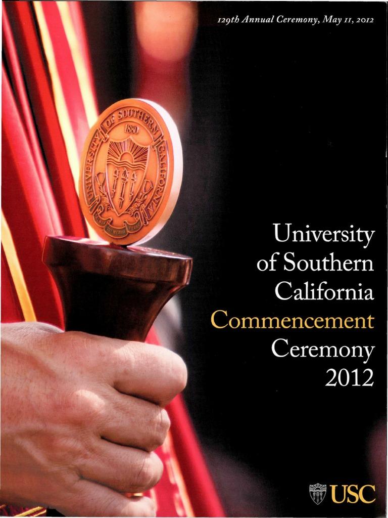 260985   Heraldry   University Of Southern California