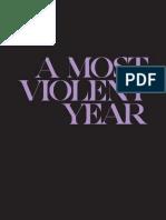 A MOST VIOLENT YEAR +Script.pdf