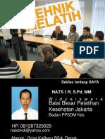 Slide Teknik Melatih Tot-3 Jpl