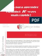 5 dicas para aprender espanhol 10 vezes mais rápido.pdf