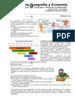 Ficha 14 Primeras Civilizaciones