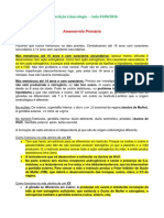 (01-06) - Amenorreia Primaria, Endometriose, Adenomiose, Pólipo