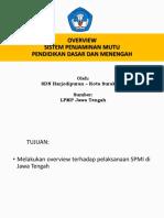Overview Spmi