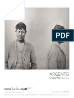 Rolf Exhibitions ARGENTO Cristina Piffer Cata Logo Digital Ch