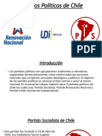 Politica en Chile