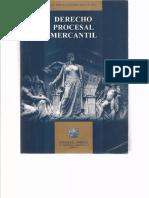 DERECHO PROCESAL MERCANTIL -  VÍCTOR M. CASTRILLO Y LUNA