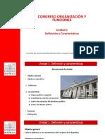 congreso peruano organización y funciones