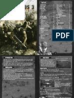 Commandos - 1 - Behind Enemy Lines - Manual