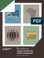 Panorama das Cooperativas de Crédito no Brasil 2017