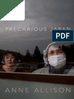 Precarious Japan