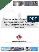 Contaminacion Acustica Planes