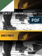 Presentacion de Actualizacion Cat ET  - Updated 2015 ESPAÑOL.pptx