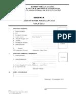 blangko-biodata-peserta-bimtek-implementasi-kur-2013.doc