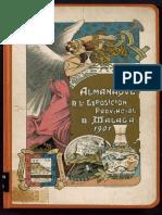 Almanaque de la exposición de Málaga