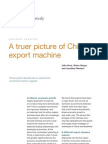 A Truer Picture of China's Export Machine
