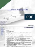 E Technical Writing Pp3