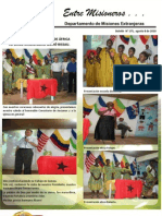 Boletin 175 INFORME MISSIONARIO GUINÉ-BISSAU - AGOSTO 8 DE 2010