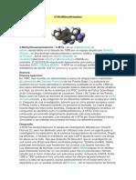 4-Metiltioanfetamina SINTESIS AL FINAL