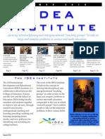 IDEA Book 2010FInal
