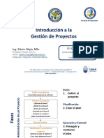 2- IE524 (Fases Para La Gestión de Proyectos)