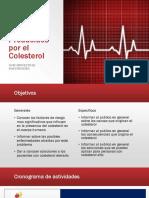 Problemas Producidos Por El Colesterol