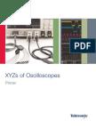 XYZs of Oscilloscopes