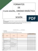 01-Formato de Plan Anual-V2