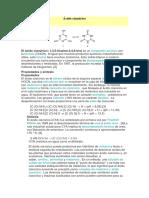 acido cianururonico