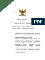 Ina CBGS PMK No. 27 Ttg Pedoman Pencegahan Dan Pengendalian Infeksi Di FASYANKES