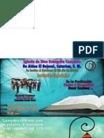 Educación Cristiana Congreso