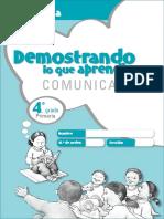 Comunicación 4º Primaria[1]