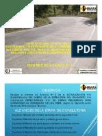 Informe de Avance 2 EYD Rionegro - San Alberto