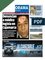 DIARIO PANORAMA CAJAMARQUNO 10-08-2018