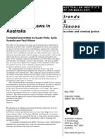 Prostitution Laws in Australia