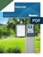 Hunter HCC Controller Leaflet