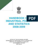 Industrial Handbook 200809