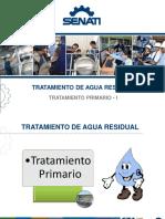 Semana N° 04 - Tratamiento de Agua Residual