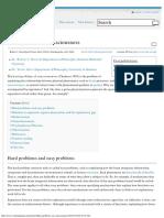 Hard Problem of Consciousness - Scholarpedia